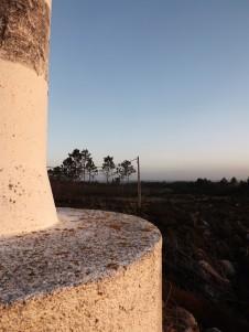 Marco geodésico do alto da ventosa (Mação).