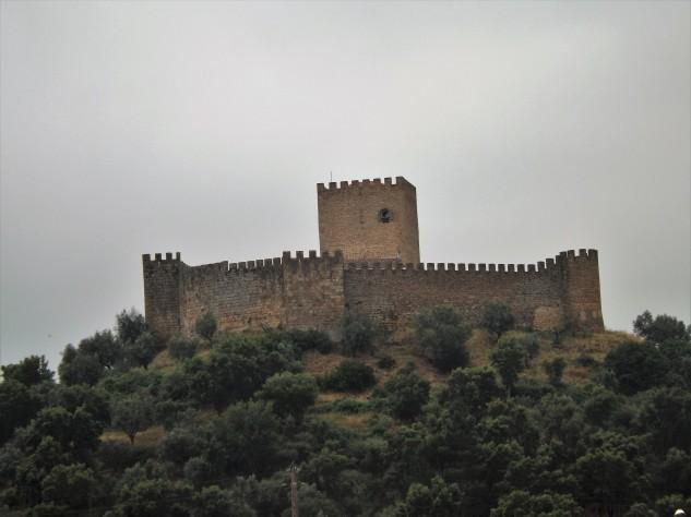 Castelo de Belver, um marco na paisagem