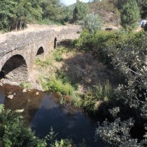 Ponte Velha de Casas da Ribeira (Mação)