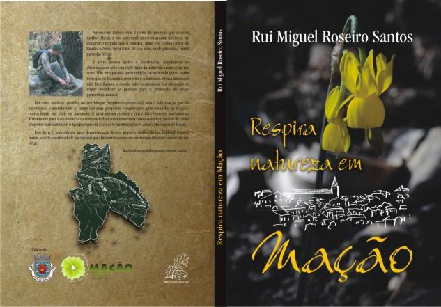 """Livro """"Respira Natureza em Mação"""""""