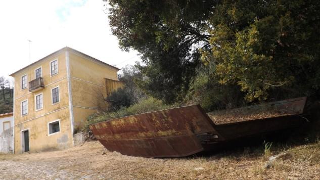Barca da Amieira.