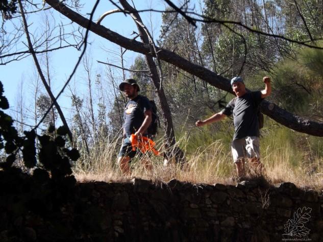 Gonçalo e Leonel, só faltavam voçês, o resto da malta já passou!