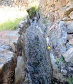 Estas levadas de água, alimentam hortas e os moinhos de água.